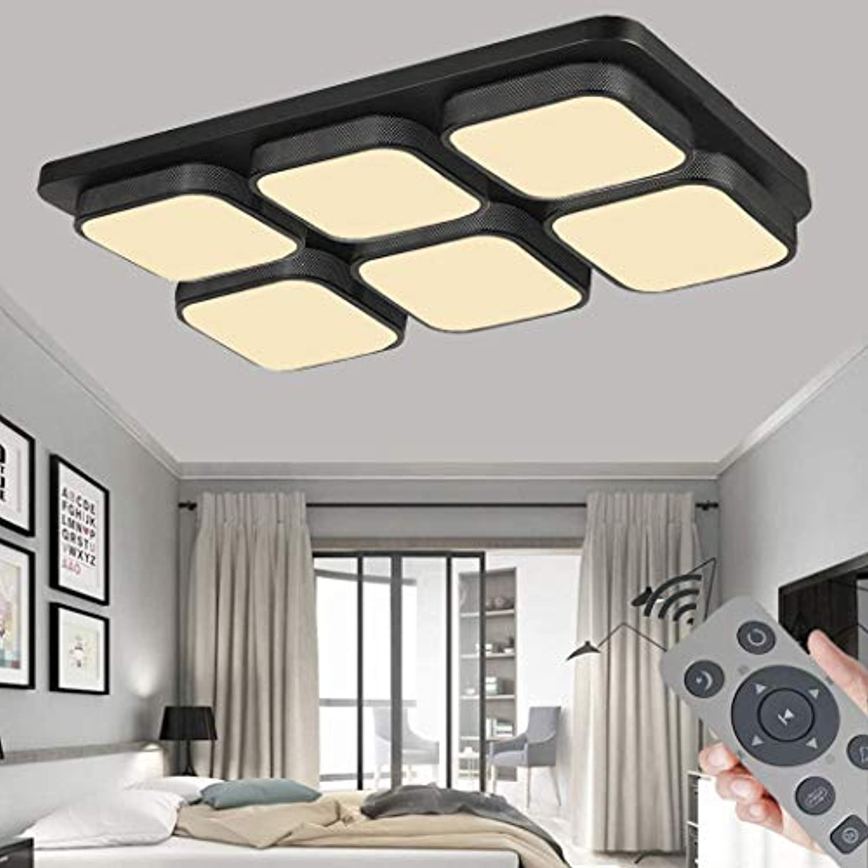 BMQXX 64W Square Dimmbar LED LED LED Deckenleuchte Modern ...