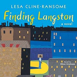 Finding Langston audiobook cover art