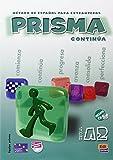 Prisma A2 Continúa - Libro del alumno+CD: Vol. 2