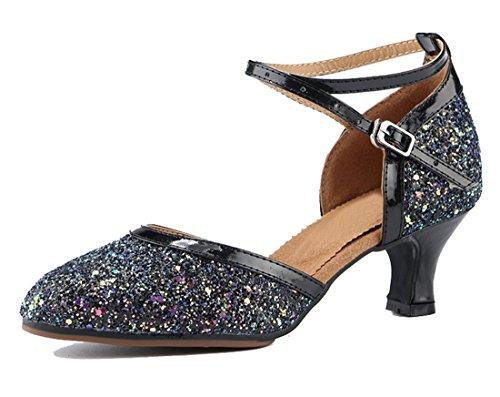 MGM-Joymod , Damen Jazz & Modern , Schwarz - Black/5cm Heel - Größe: 42
