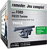 Rameder Pack Barres de Toit SquareBar pour Ford Focus Clipper (115966-03589-29-FR)