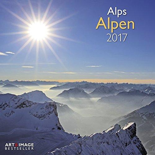 Alpen 2017: A&I Broschürenkalender