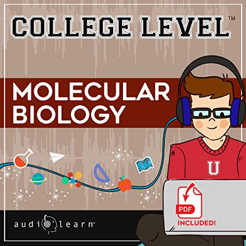 College Level Molecular Biology cover art