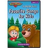 Favorite Songs for Kids 4 DVD Set