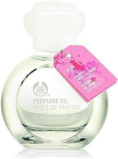 The Body Shop Japanese C/Blossom Perfume Oil For Unisex - Perfume Oil, 15Ml