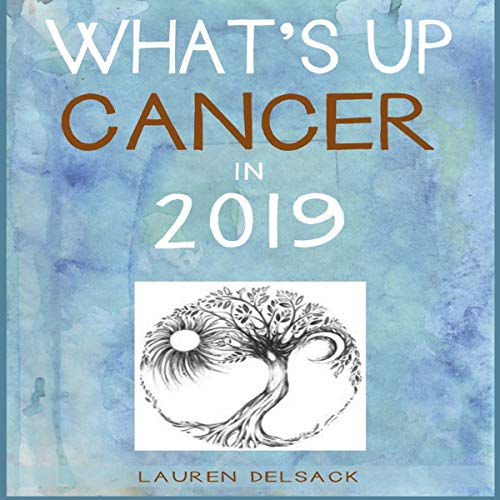 What's Up Cancer in 2019 audiobook cover art