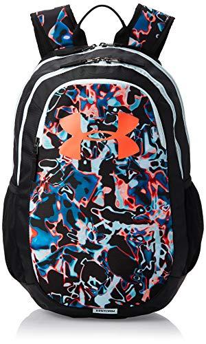 Under Armour UA Scrimmage 2.0 Backpack, zaino Unisex, Blu, OSFA