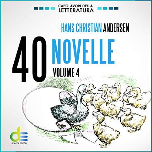 40 Novelle. Volume 4 copertina
