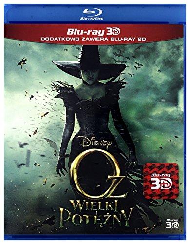 Die fantastische Welt von Oz [Blu-Ray]+[Blu-Ray 3D] (IMPORT) (Keine deutsche Version)