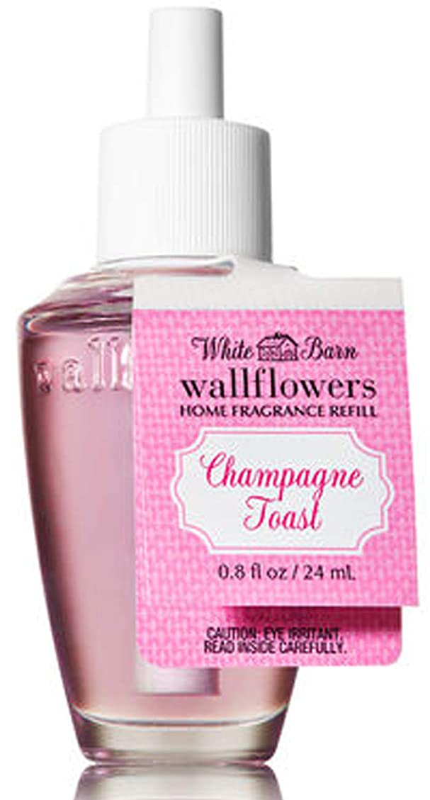 シンプルな確実主人バス&ボディワークス シャンパントースト ルームフレグランス リフィル 芳香剤 24ml (本体別売り) Bath & Body Worksバス&ボディワークス 芳香剤 24ml (本体別売り) Bath & Body Works