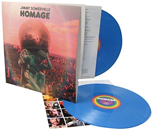 Homage (Collectors Blue Vinyl)
