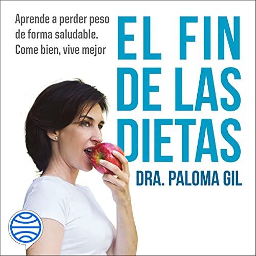 Diseño de la portada del título El fin de las dietas