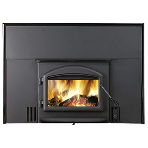Wood Burning Fireplace Insert With Blower Amazon Com