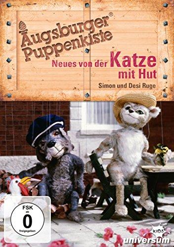 Augsburger Puppenkiste - Neues von der Katze mit Hut