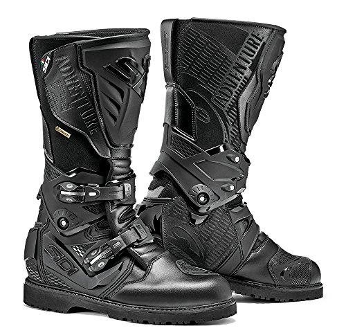 Sidi Stiefel Adventure 2 Gore-Tex, Schwarz, Größe : 43