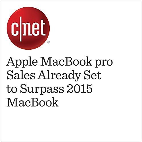 Apple MacBook Pro Sales Already Set to Surpass 2015 MacBook cover art