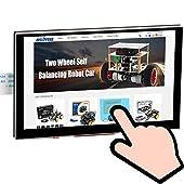 OSOYOO 5インチTFT タッチスクリーン| DSIコネクタ| LCDディスプレイモニター |800×480解像度| ラズベリーパイ2 3 3B+ raspberry pi 4 用 |日本語説明書付き