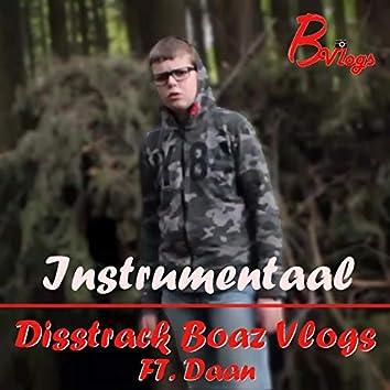 Disstrack Milan Knol (feat. Daan) [BEAT] (Instrumental)