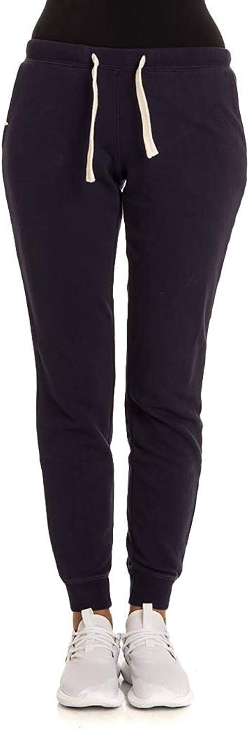 Sun 68 Women's 2722107 bluee Cotton Joggers