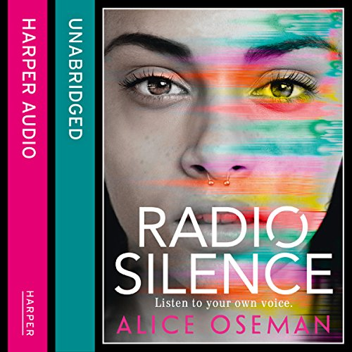 Radio Silence audiobook cover art
