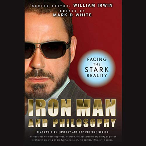 Iron Man and Philosophy cover art