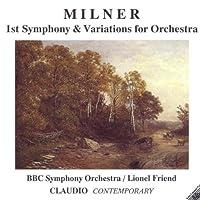 Milner: Symphony No.1/Variatio