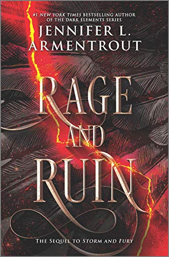 Rage and Ruin (The Harbinger Series Book 2) - Jennifer L. Armentrout