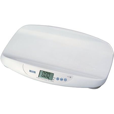 タニタ 体重計 デジタルベビースケール ホワイト BD-586-WH