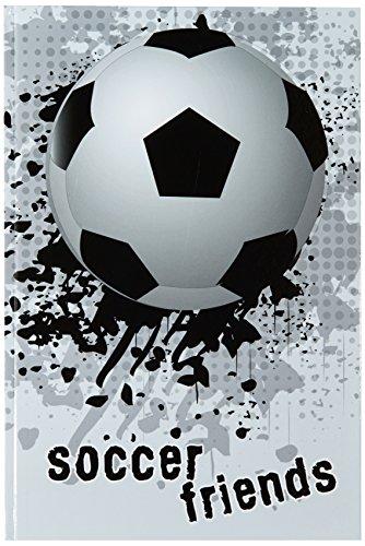 Pagna 20350-15 Freundebuch Fußball 60S