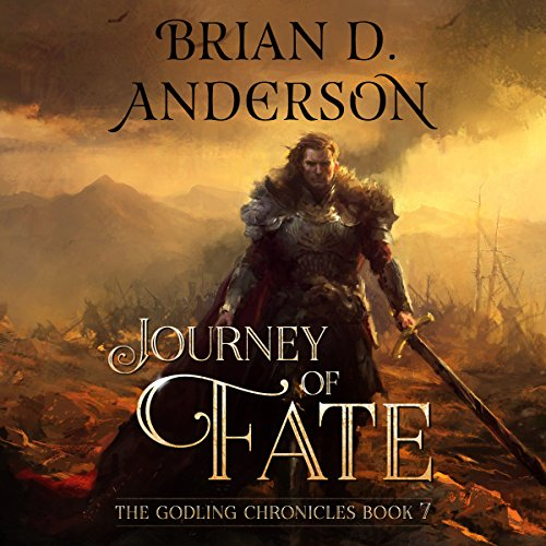 Journey of Fate audiobook cover art