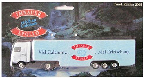 Imnauer Apollo Quellen Nr.03 - Viel Calcium, viel Erfrischung - MB Actros - Sattelzug