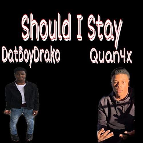 Datboydrako feat. Quan4x
