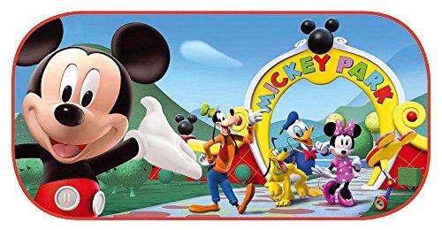 Parasol para Ventana Trasera de Coche, con diseño de Mickey Mouse