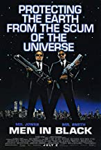 POSTER STOP ONLINE Men in Black - Movie Poster (Size 27
