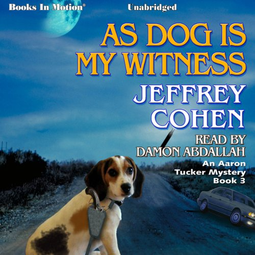 As Dog Is My Witness audiobook cover art