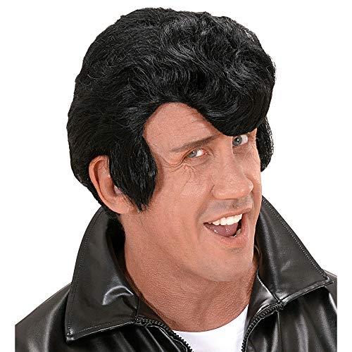 WIDMANN Black Danny wig for men peluca