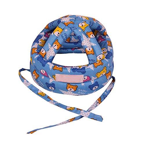 Eizur Unisex Bebè Cappello Protezione della Testa...