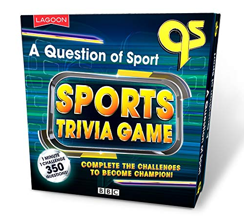 Lagoon Group 4258 BBC A Question Sports Trivia Game Other License, Mul
