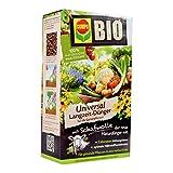 COMPO BIO Universal Langzeit-Dünger mit Schafwolle für alle Gartenpflanzen, 5 Monate Langzeitwirkung, 2 kg