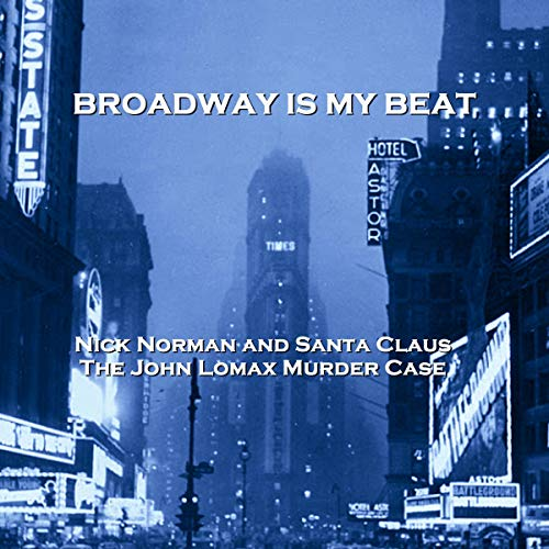 Broadway Is My Beat - Volume 8 cover art