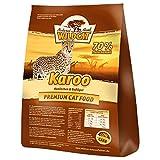 Wolfsblut Wildcat Karoo, Alimento Deshidratado para Gato, Sabor Conejo y Aves de Corral - 3 kg