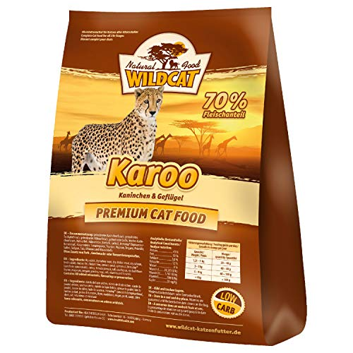 Wildcat Karoo, 3 kg