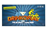 Drinkopoly – The King of Drinking Games – Combined Board/Table Party Games for Adults and...
