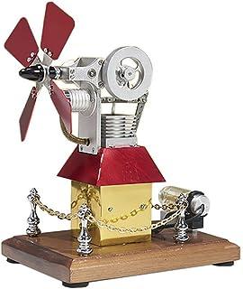 BOYH Stirling Engine Chaleur Vapeur Moteur Modèle Jouet Cadeau for Enfants Craft Orname