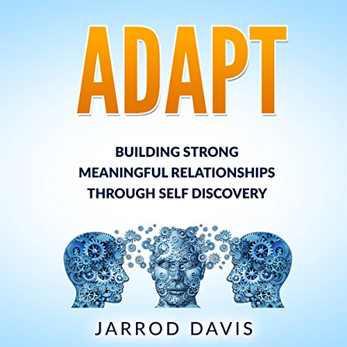 Adapt audiobook cover art