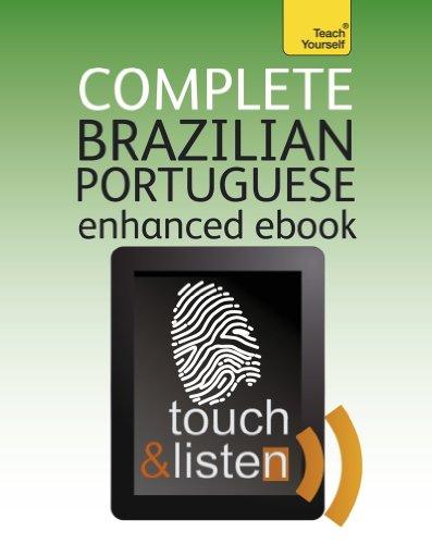 Complete Brazilian Portuguese: Teach Yourself Enhanced Epub (English Edition)