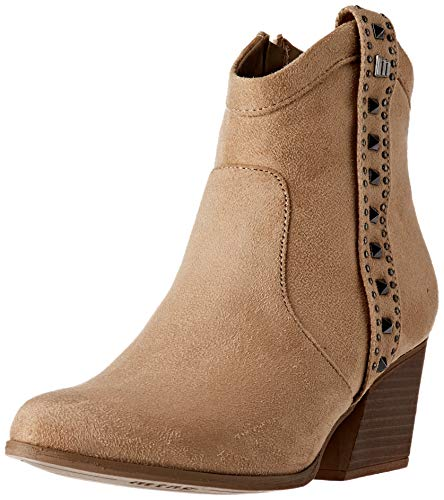 MTNG Collection Damen 58096 Kurzschaft Stiefel, Beige (Join Arena C48998), 40 EU