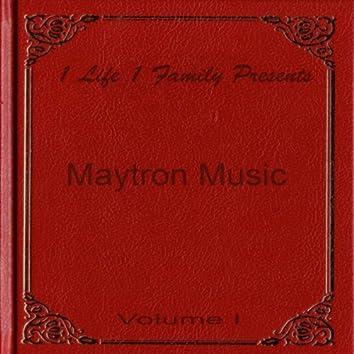 Maytron Music, Vol. 1