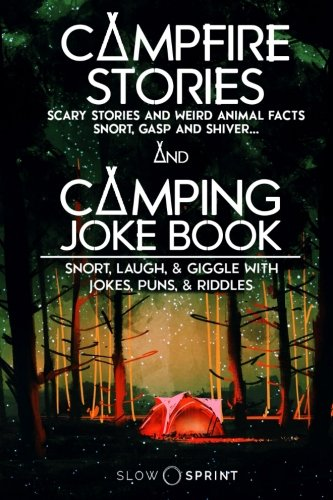 Campfire Stories and Camping Joke Book (Paperback)
