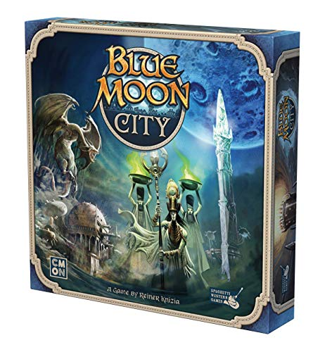 CoolMiniOrNot CMNSBMC001 Blue Moon City